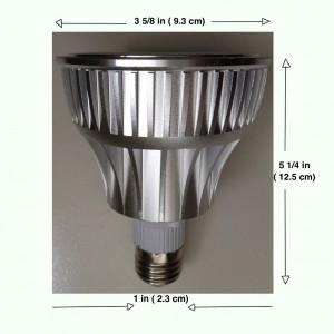 LED 12W sizeF50