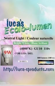 9wEcolo-lumen GU10F