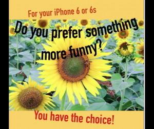 Choice of iPhone Cases